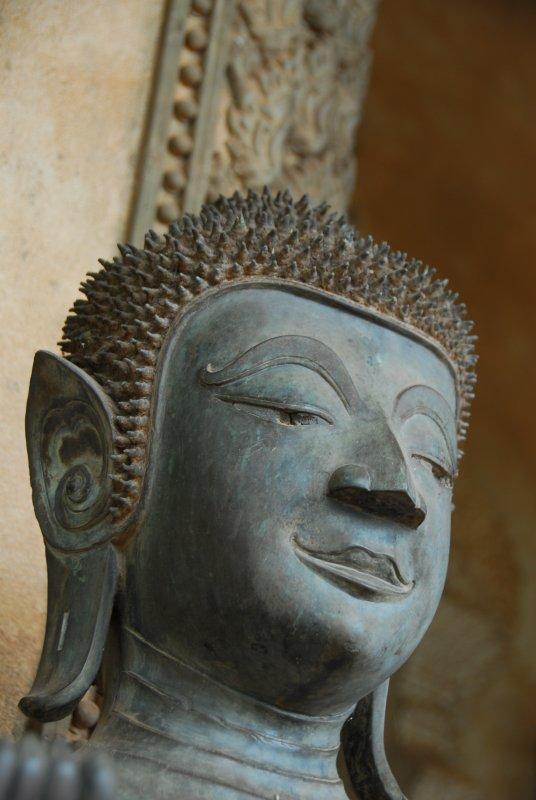 Sleepy Buddha