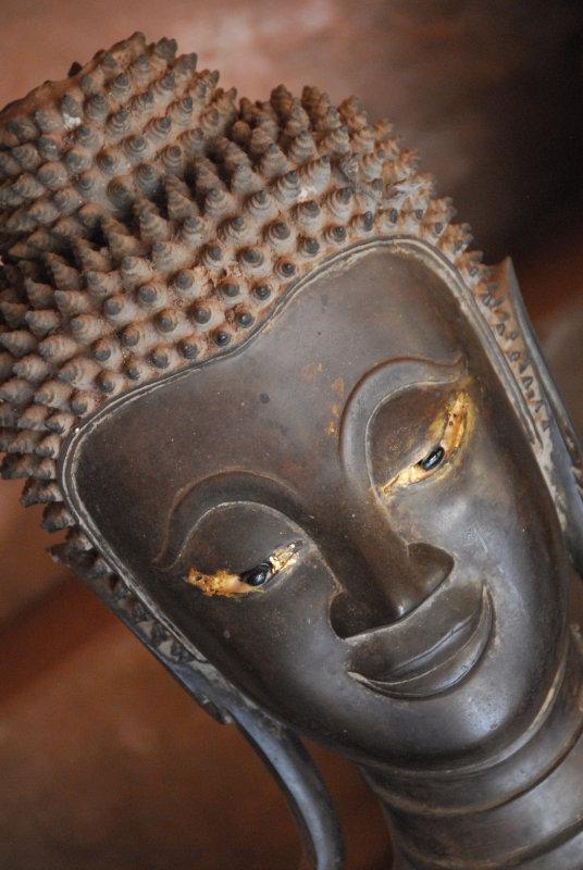 Bright Eyed Buddha