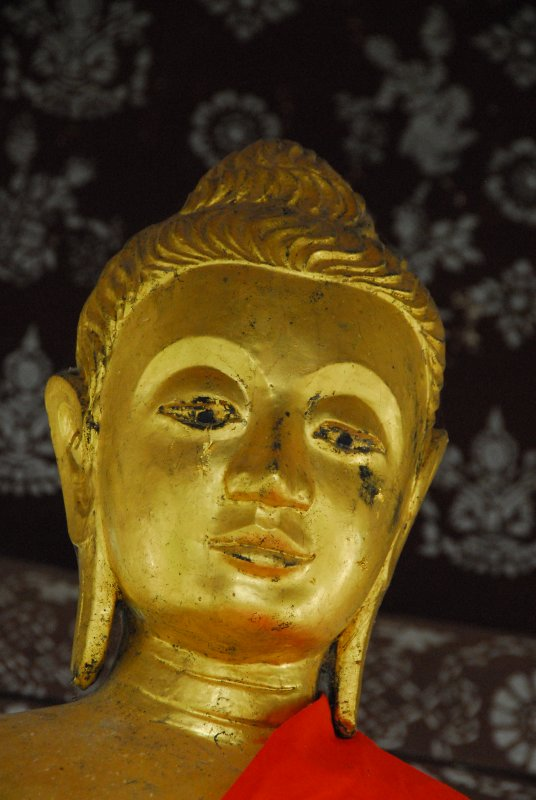 Buddha with Tears