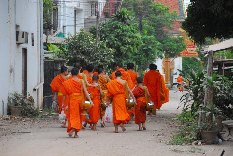 Monks Head Home