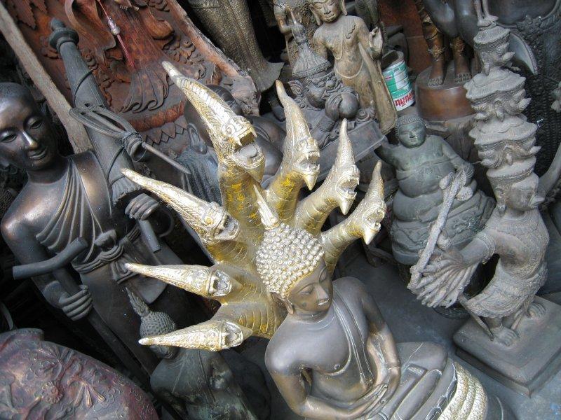 Dusty Buddha & Garuda