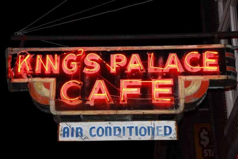 Kings Palace Cafe