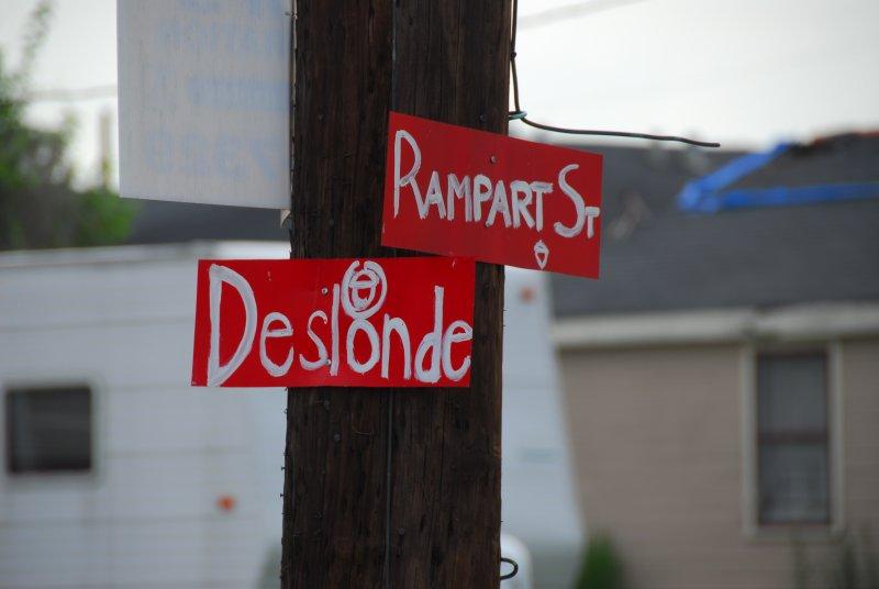 Deslonde & Rampart