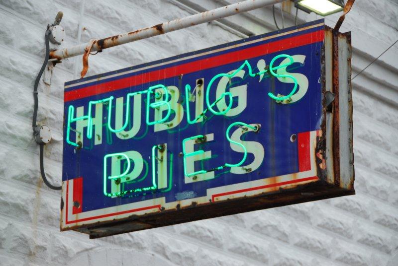 Hubigs Pies Daytime