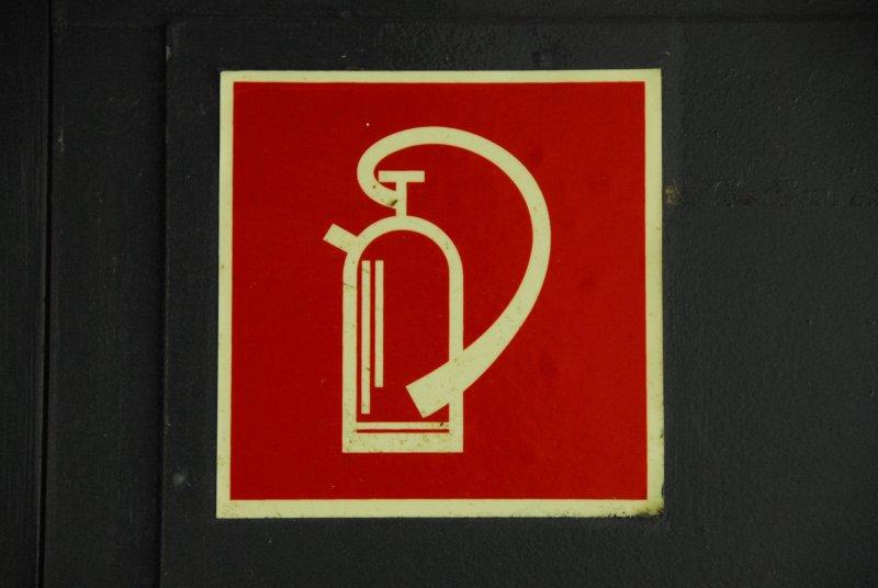Bahnhof Fire Extinguisher