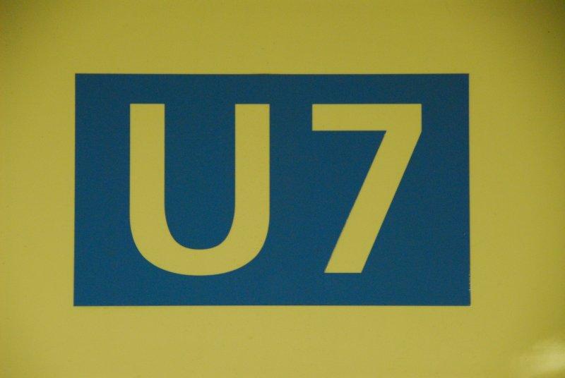 U7 Sign