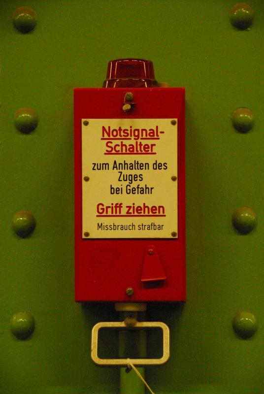 Notsignal Schalter