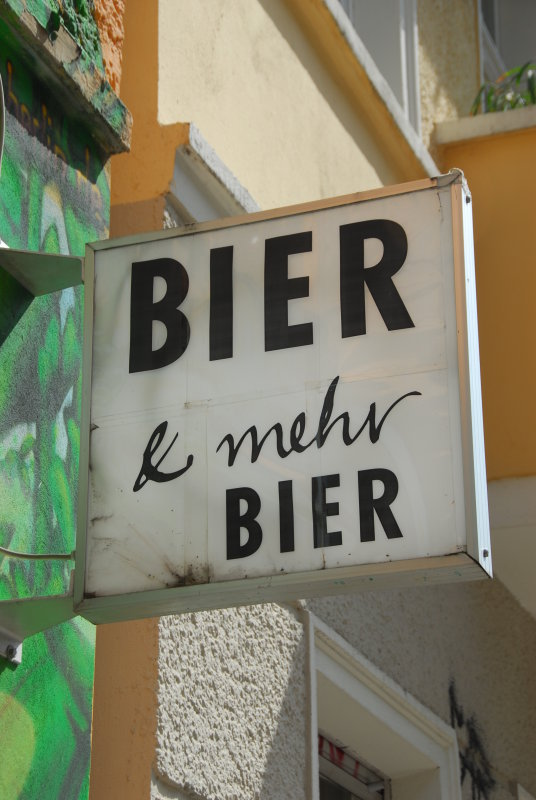 Beer and More Beer