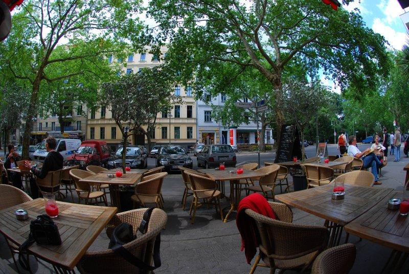 Friedrichshain Cafe Berlin