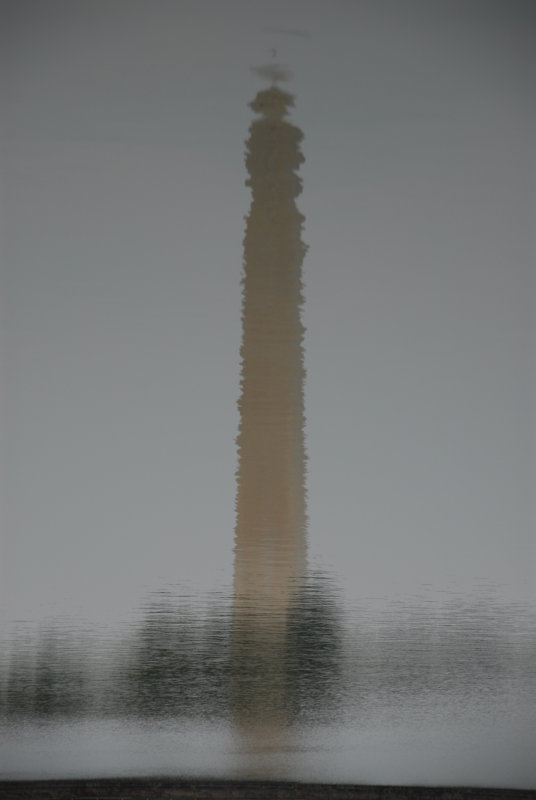Reflected Monument