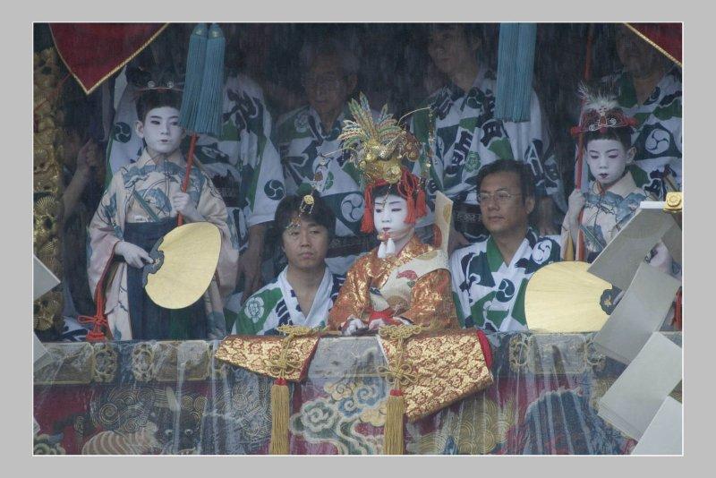Yama-boko Junko, Gion Matsuri