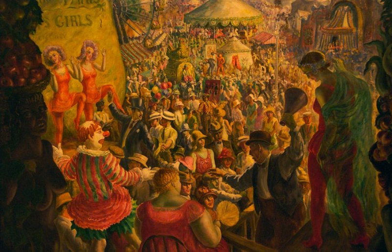 Carnival art