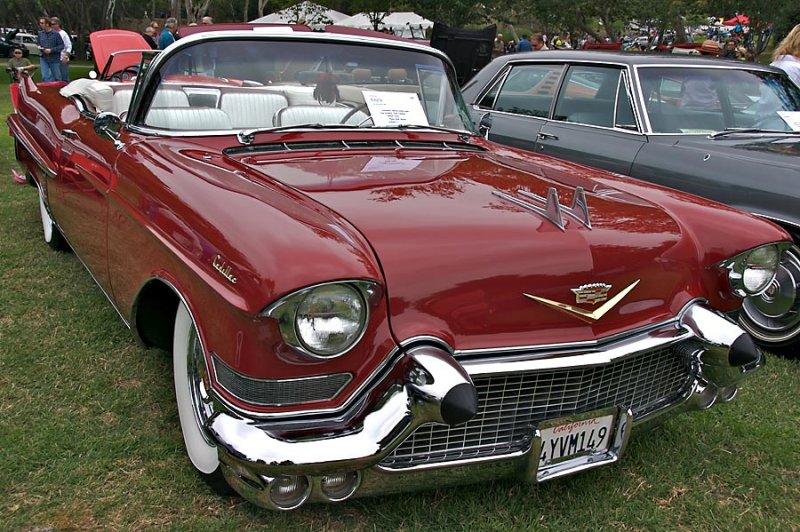 1957 Cadillac Convertible
