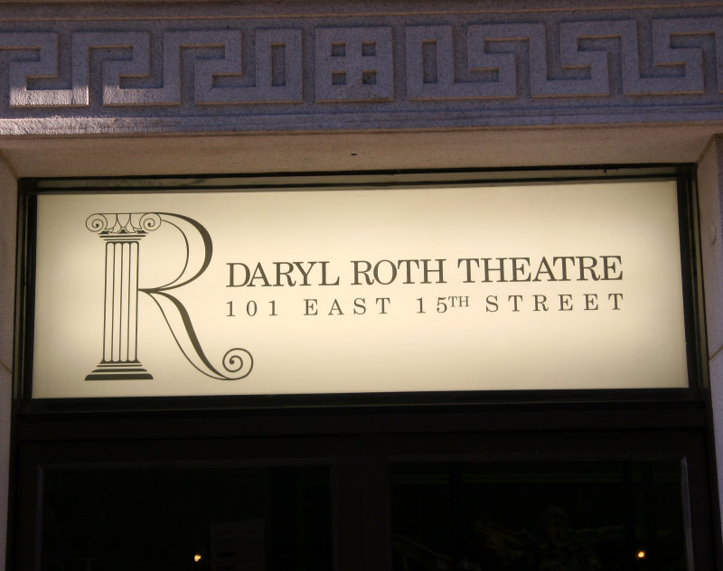 Daryl Roth Theatre Entrance