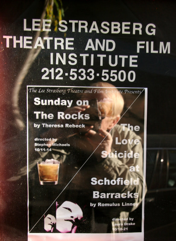 Lee Strasberg Theatre & Film Institue Play Board