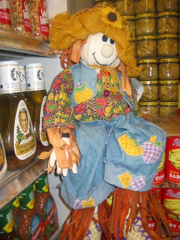 Harvest Doll - Morton Williams Supermarket