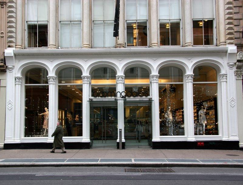 Bloomingdales Department Store