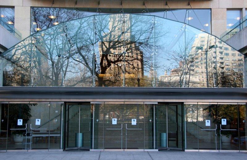 NYU Student Center Main Entrance