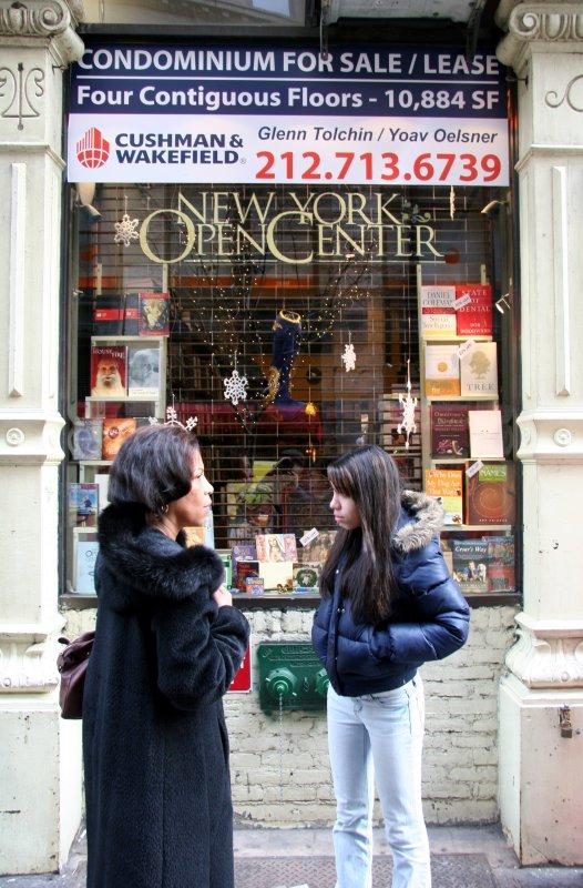 New York Open Center