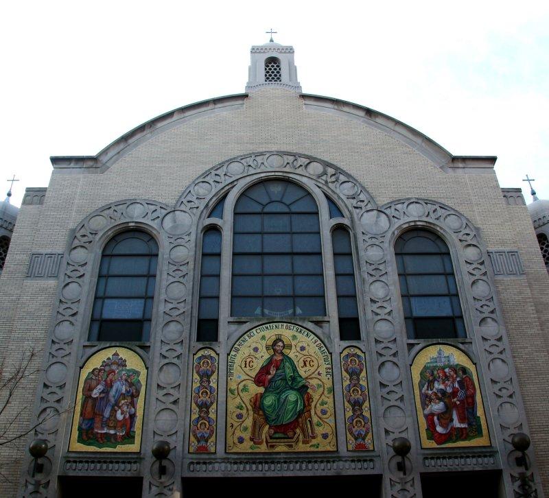 St Georges Ukranian Church