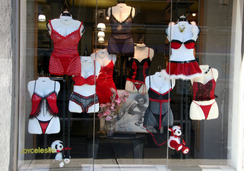 Joyce Leslie Lingerie from Christmas to Valentines Day