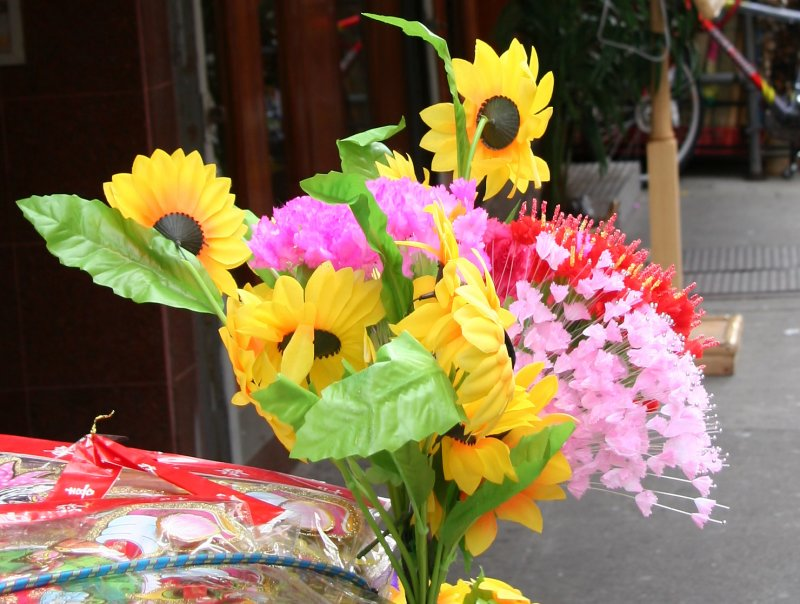 Novelty Flowers for Sale
