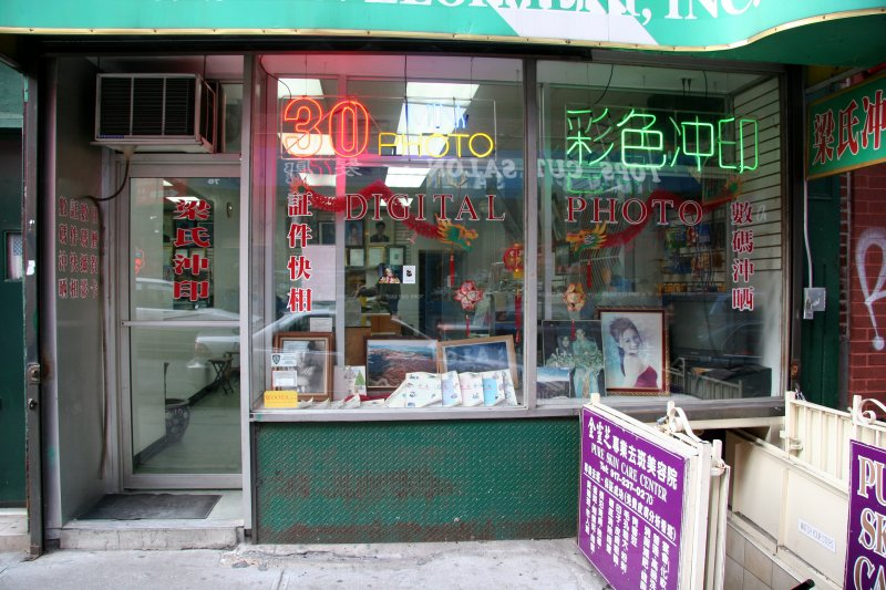 Chinese Photo & Skin Care Shops