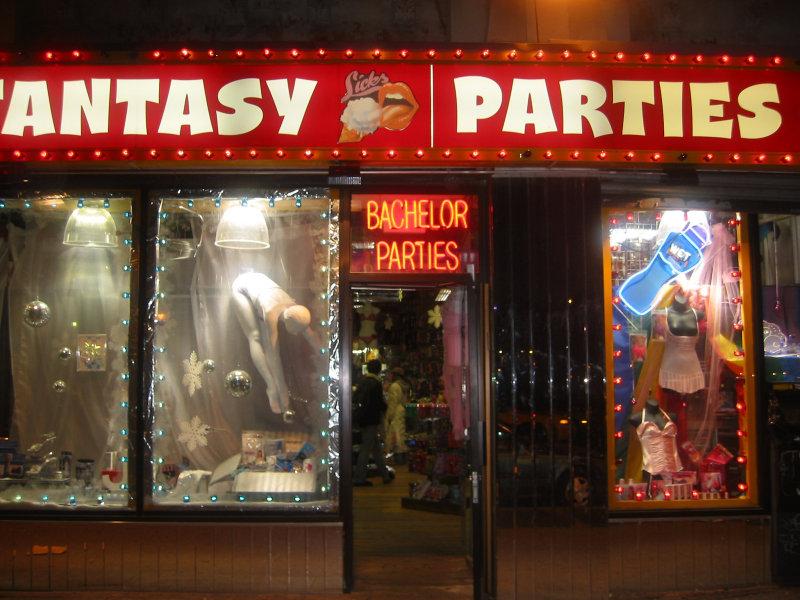 Fantasy Parties Windows