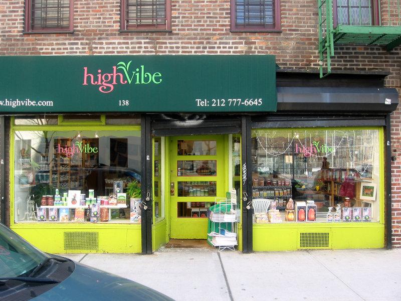 High Vibe Health Store