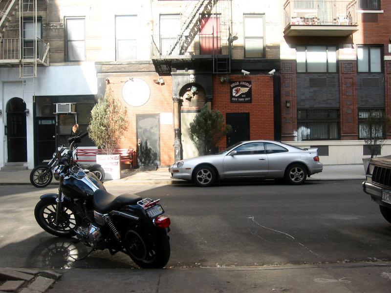 Hells Angels NYC Headquarters