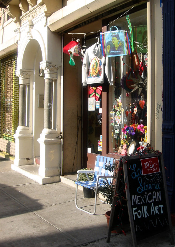 Mexican Folk Art Shop