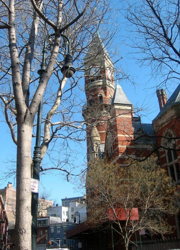 Jefferson Market Courthouse - New York City Public Library