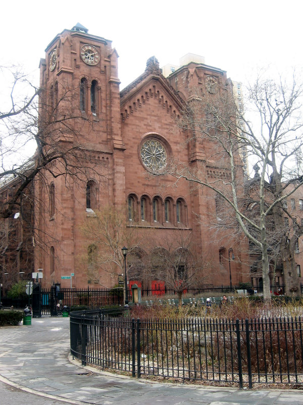 Saint Georges Episcopal Church