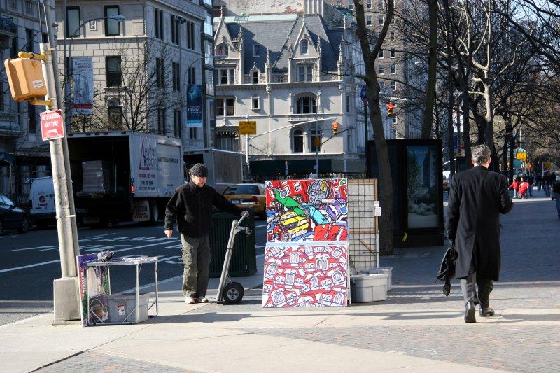 Street Artist by The Metropolitan Museum of Art