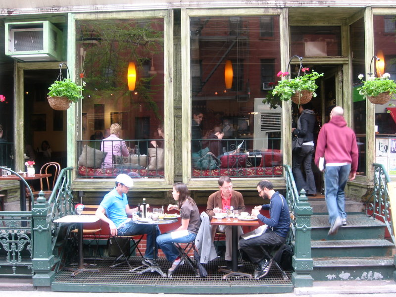 Caffe & Ristorante East of 2nd Avenue