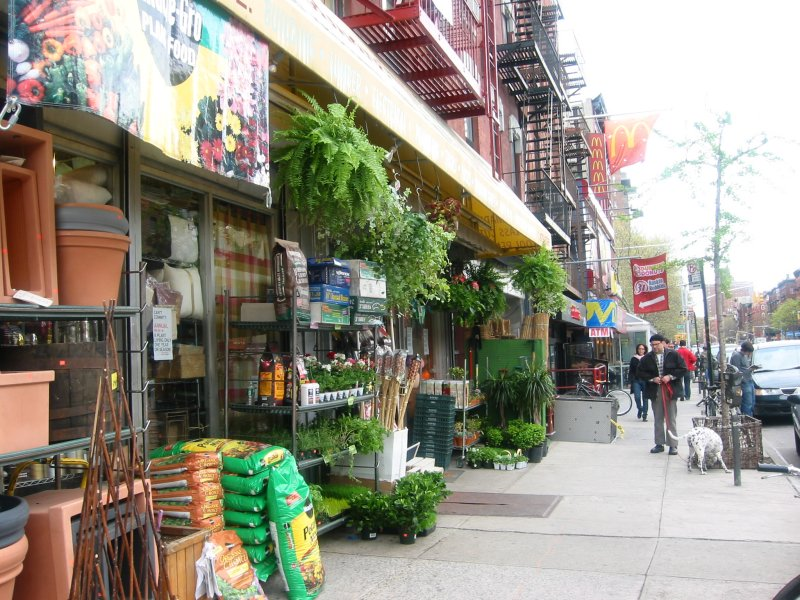 Hardware Store on 1st Avenue