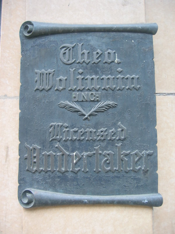 Undertaker Marker