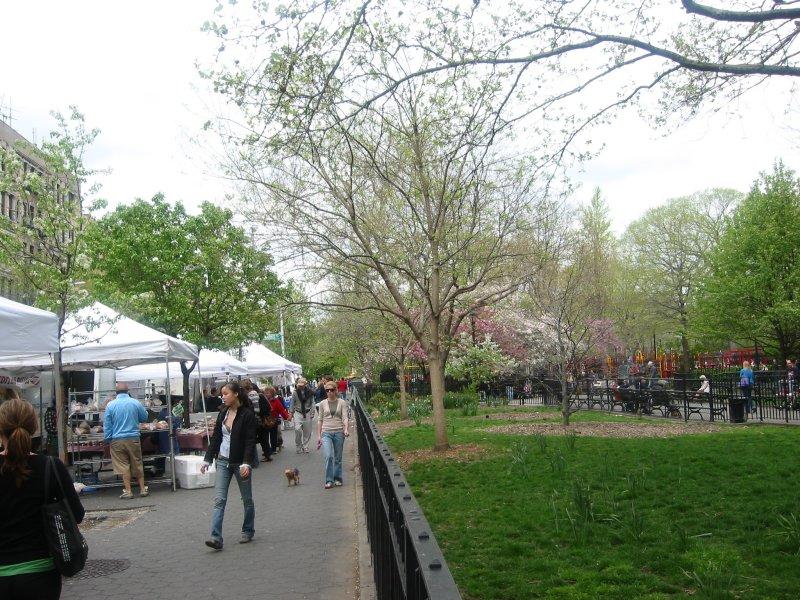 Farmers Market at Tompkins Park