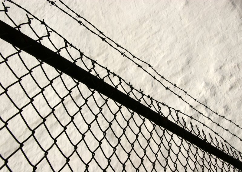 Chain Link & Barbed Wire