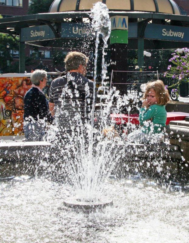 Fountain Enchantment