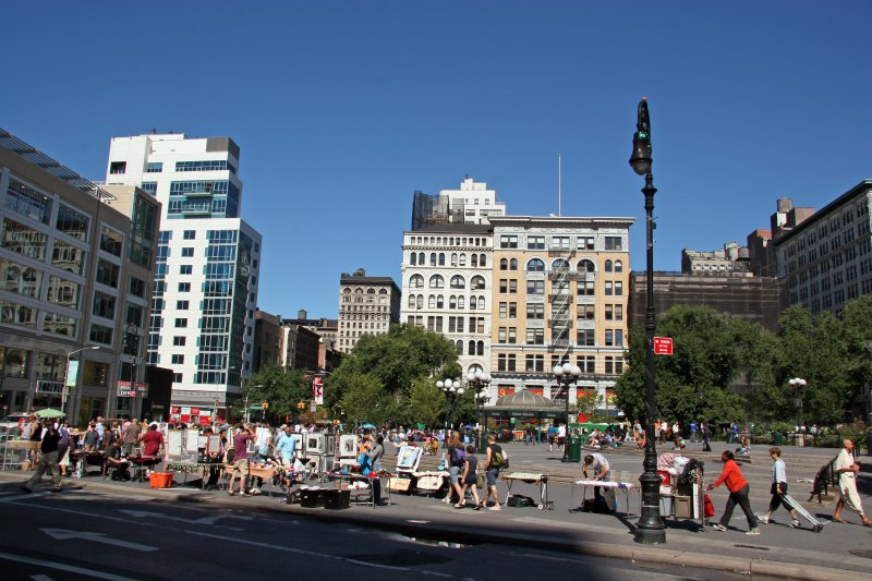 Union Square South