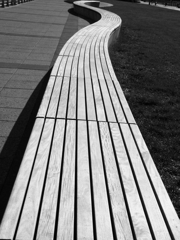 Christopher Street Pier Benches