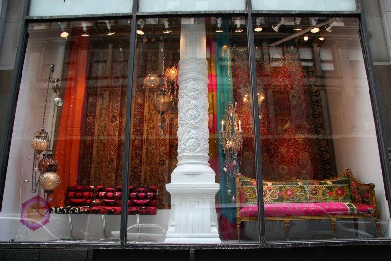 ABC Carpet & Furnishing Store Window