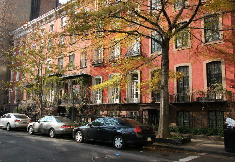 Gramercy Park Westside - South View