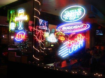 Bar on Mulberry Street