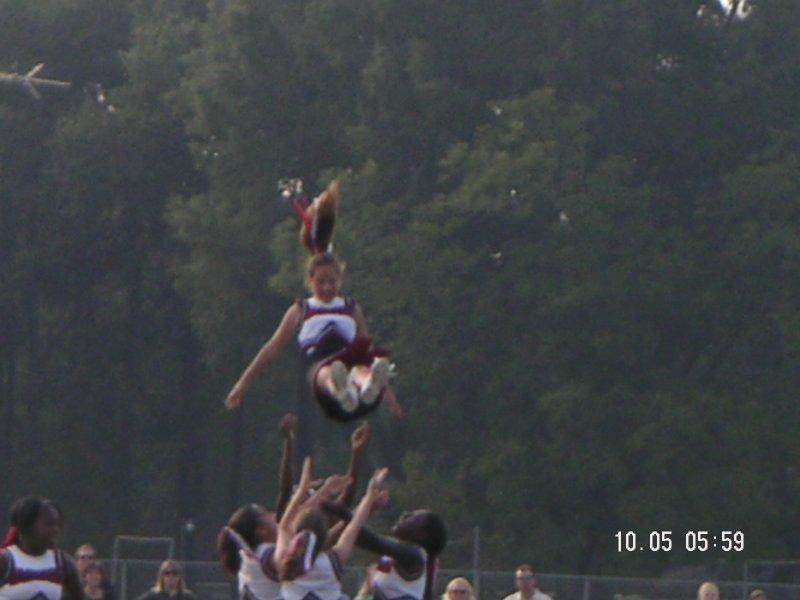 cheerleading-Kara!
