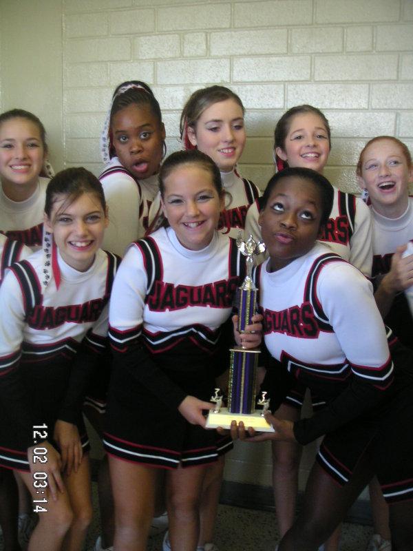 Cheerleading Champs!