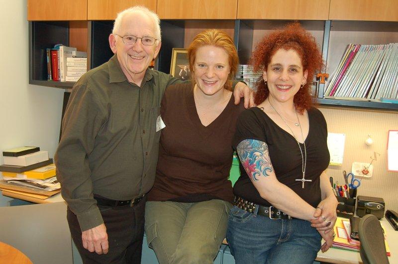 Zavie, Erin (Glamour Ed.)and daughter Mara