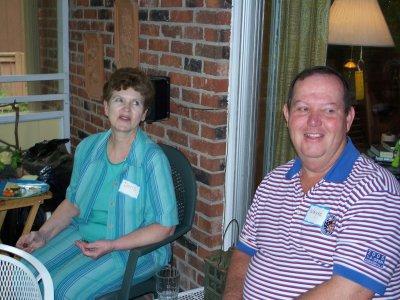 Doris and husband- NC