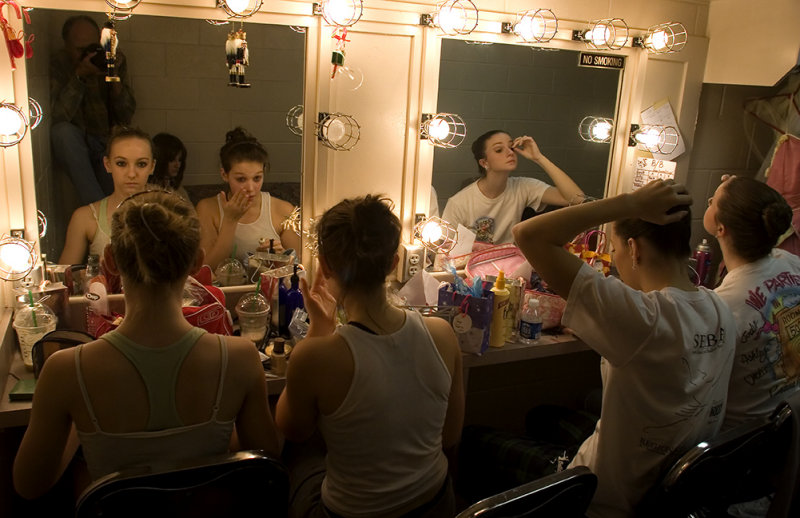Principal Dancers Dressing Room